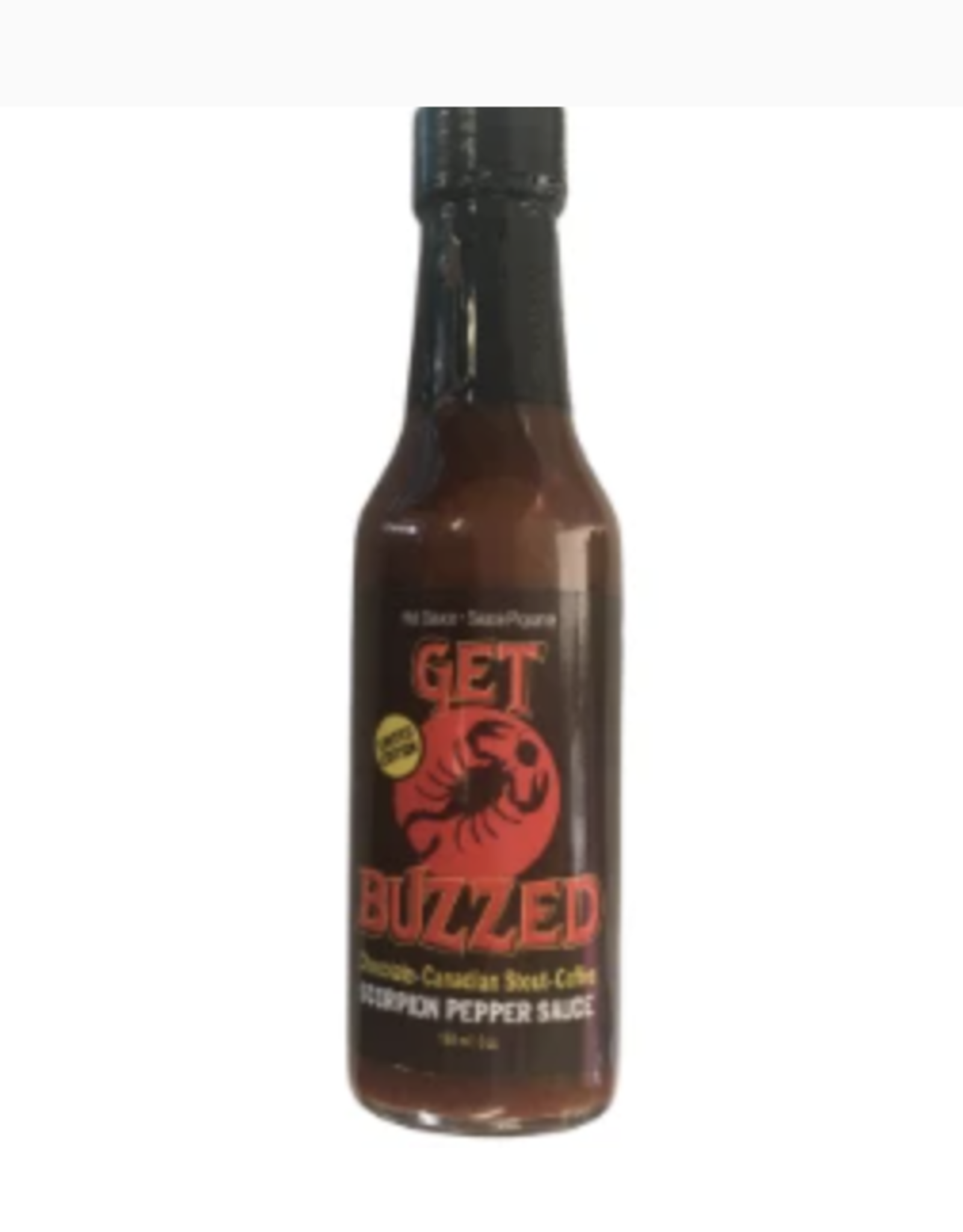Get Buzzed Hot Sauce