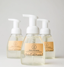 Bergamot + Orange Foamy Soap by Soco Soaps