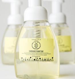 Lemongrass Foamy Soap by Soco Soaps