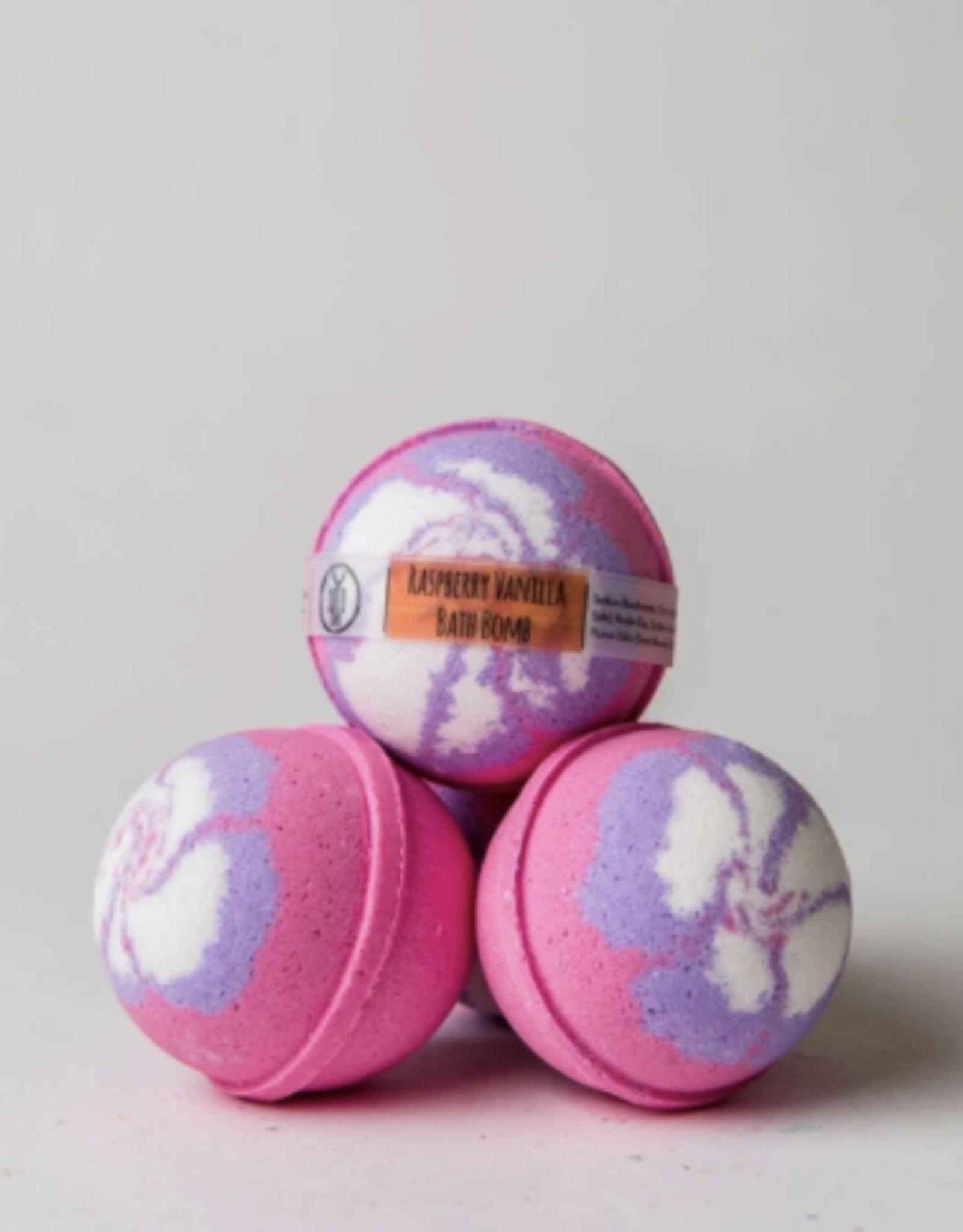 Bath Bombs by Soco Soaps