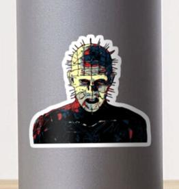 Hellraiser Pinhead Sticker