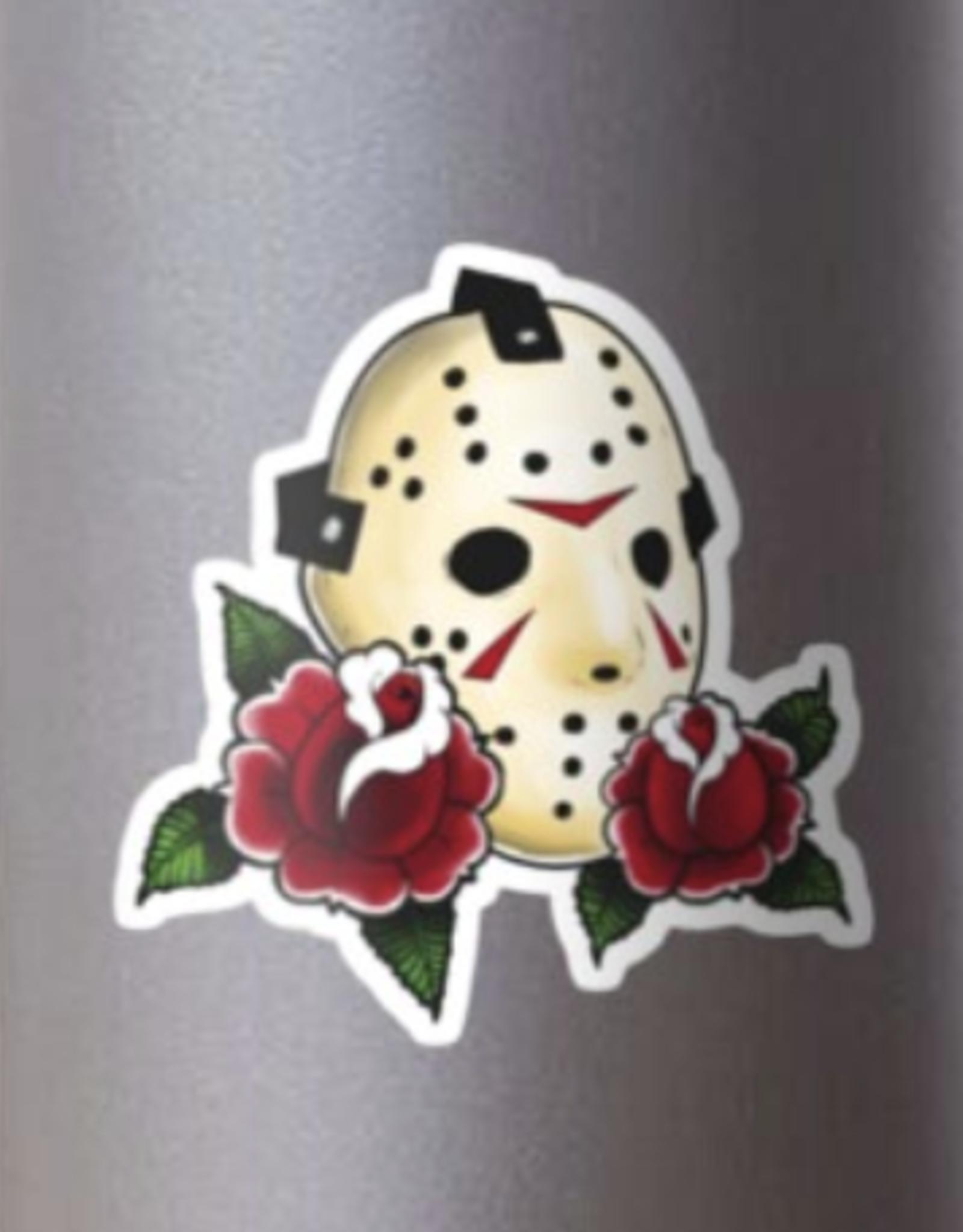 Jason Voorhees Sticker