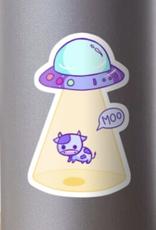 Abduction Sticker