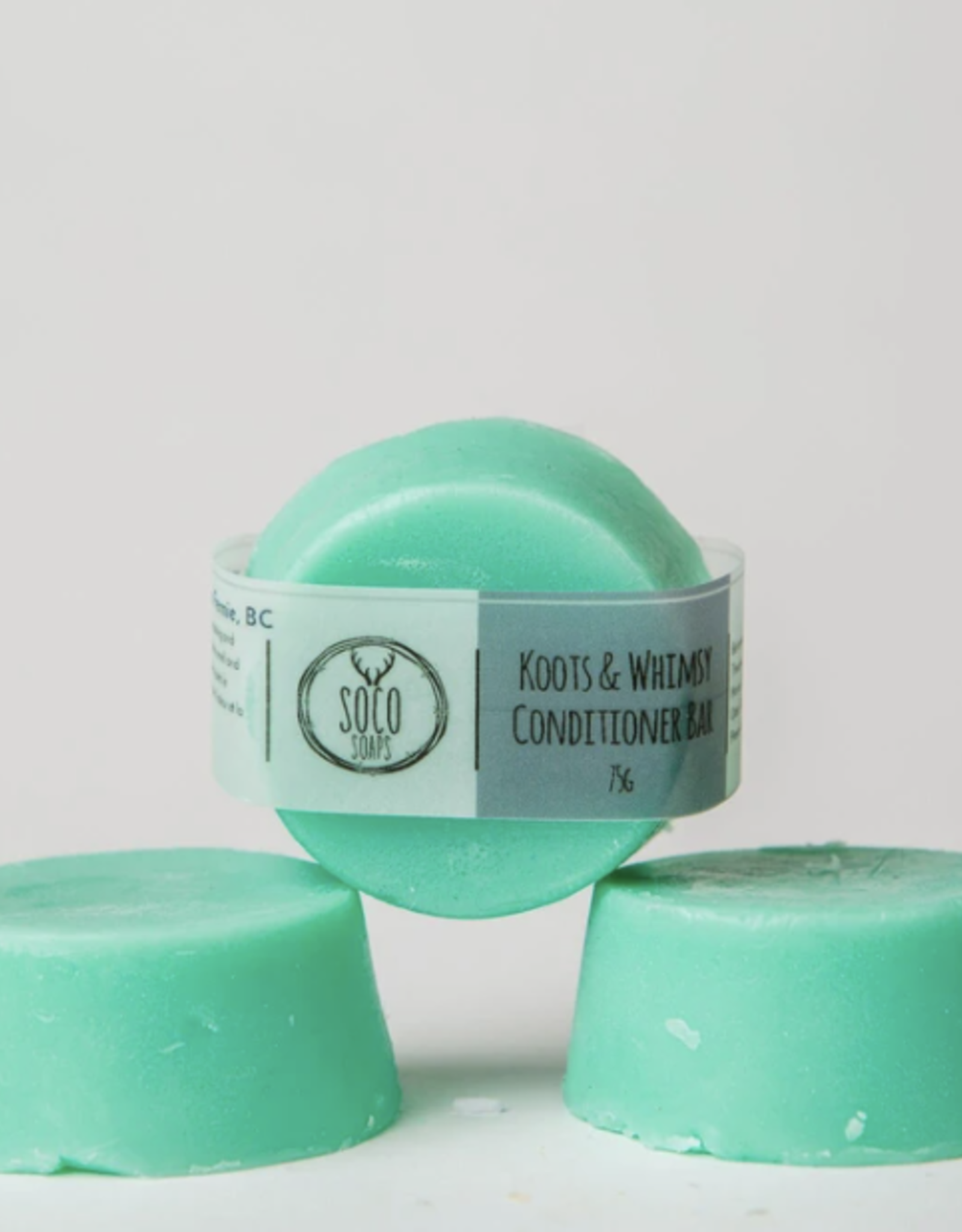 Conditioner Bar by Soco Soaps