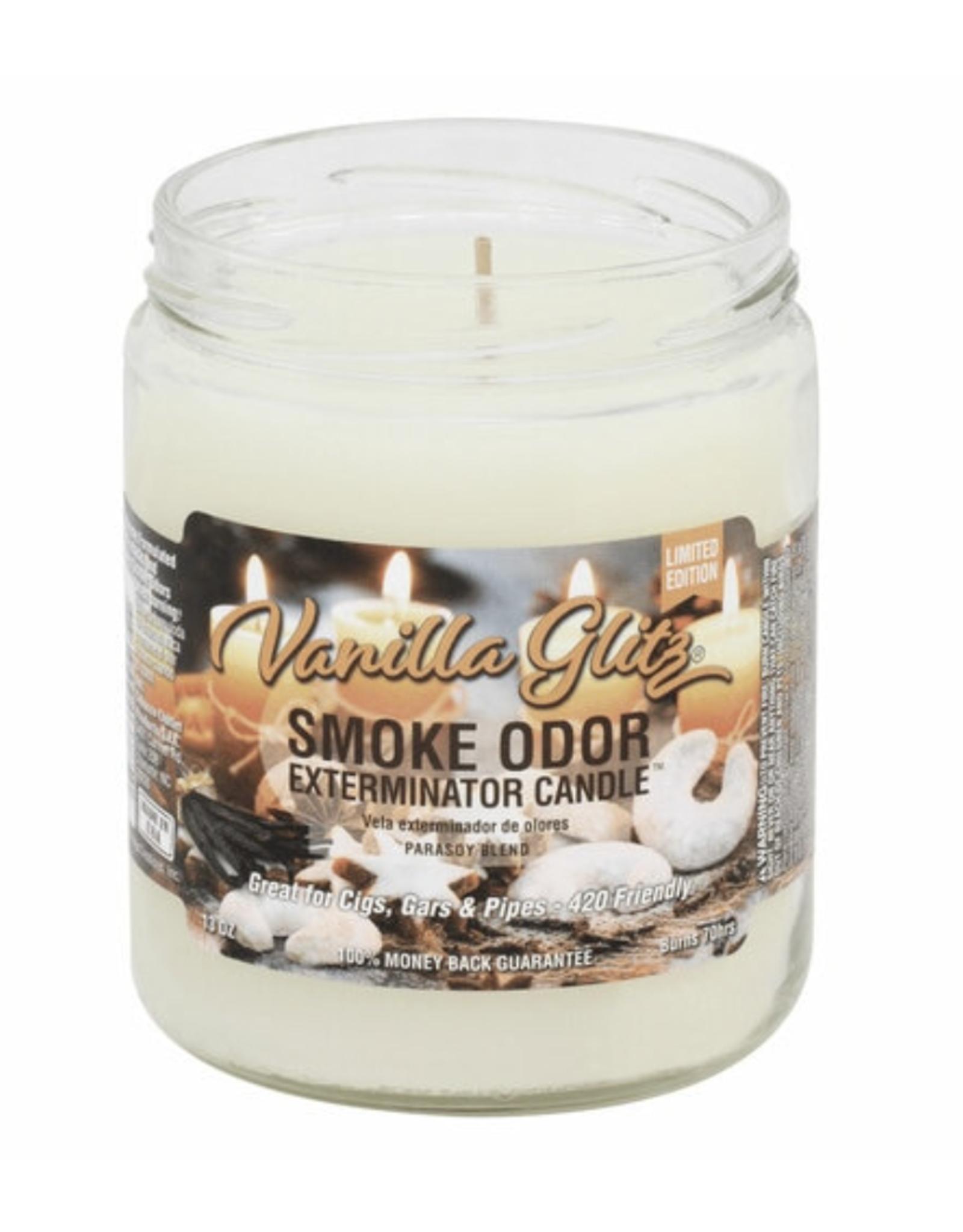 Smoke Odor 13oz. Candle - Vanilla Glitz