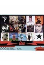 David Bowie Albums Puzzle - 1000 Piece