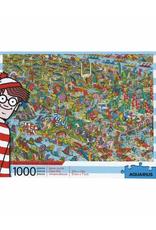 Where's Waldo Dinosaurs Puzzle - 1000 Piece