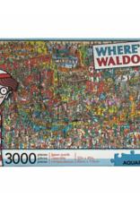 Where's Waldo Toys Puzzle - 3000 Piece