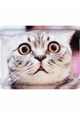 """Pulsar Pulsar 11"""" x 7"""" Rolling Tray - Crazy Cat"""