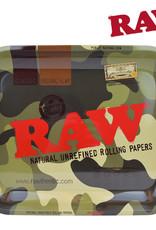RAW RAW Camo Rolling Tray - Large