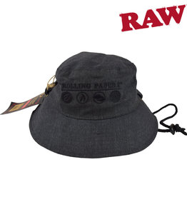 RAW Rolling Papers x RAW Smokerman's Hat