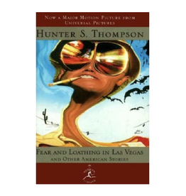 Fear and Loathing in Las Vegas (Hard Cover) by Hunter S. Thompson