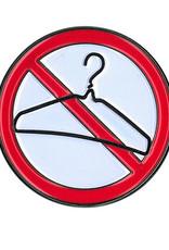 No Hanger Enamel Pin