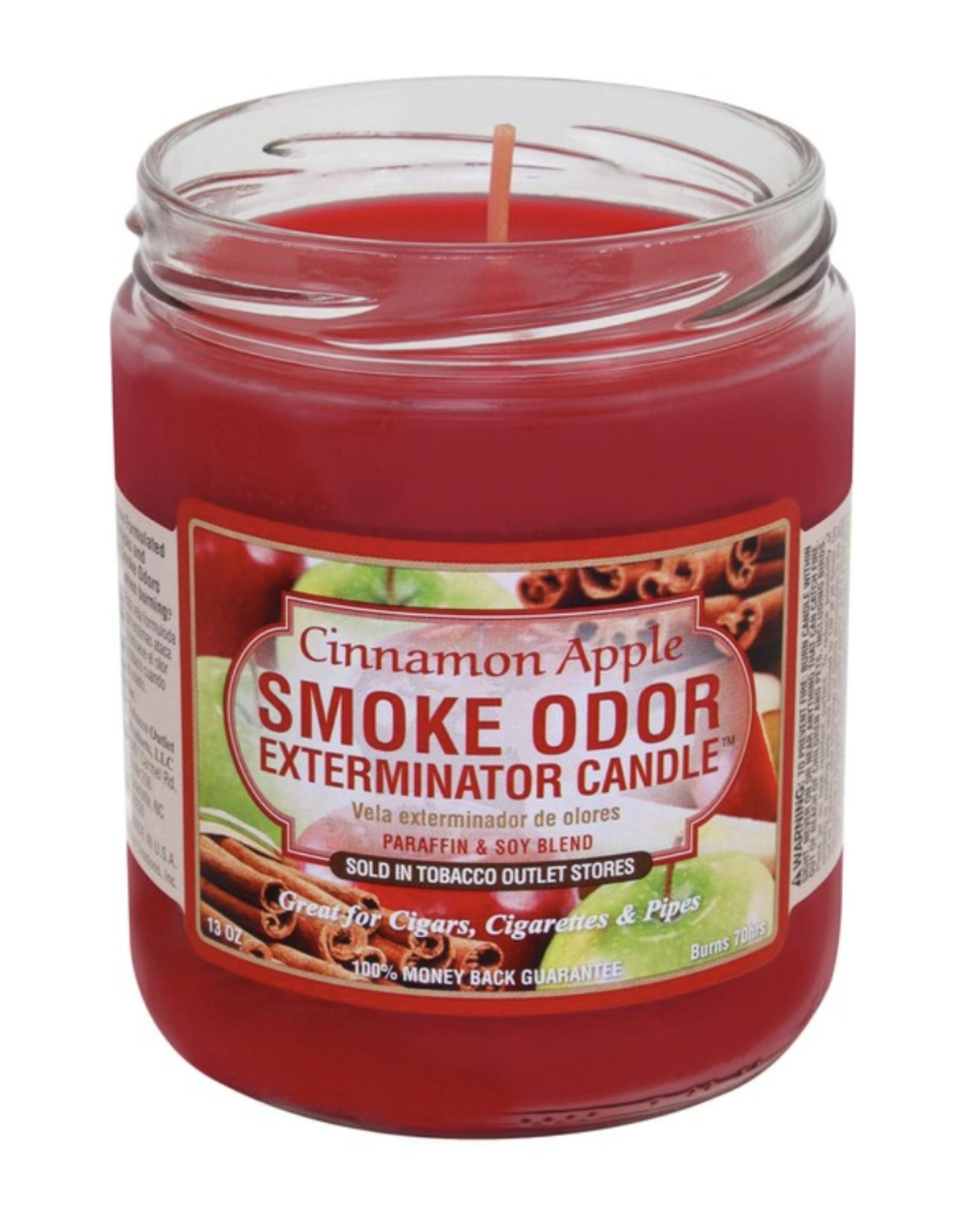 Smoke Odor 13oz. Candle - Cinnamon Apple