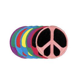 Mini Rainbow Peace Patch