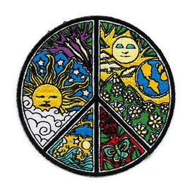 Dan Morris Peace Sign Patch