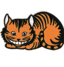 Cheshire Cat Patch