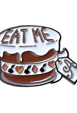 Eat Me Enamel Pin