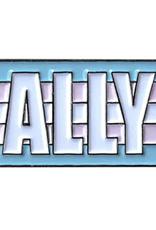 Trans Ally Enamel Pin