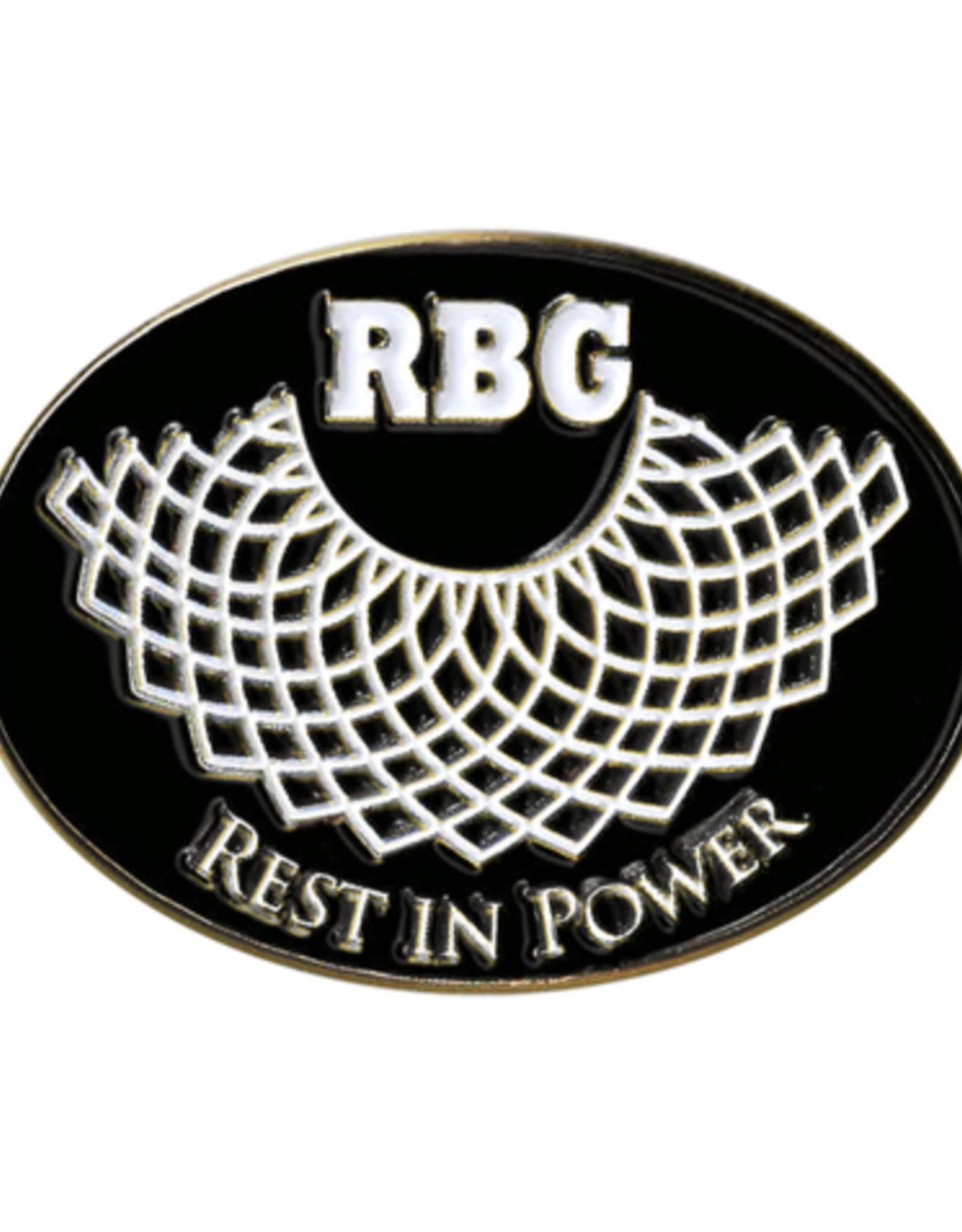 RBG Enamel Pin