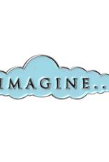 Imagine Enamel Pin