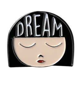 Dream Enamel Pin