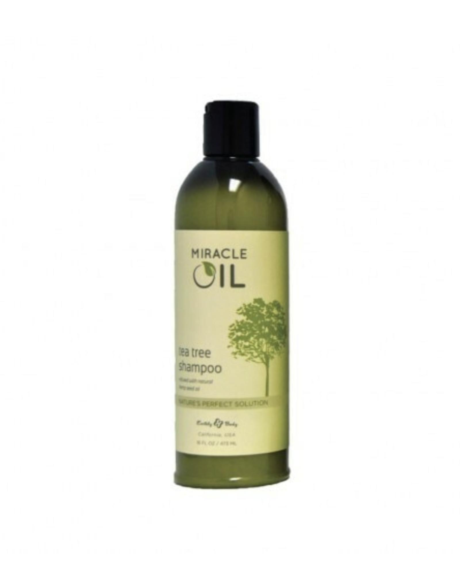 Earthly Body Tea Tree Shampoo 16oz