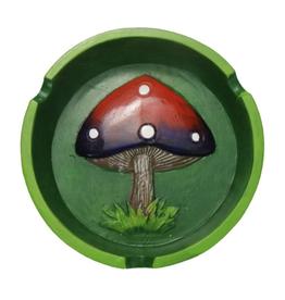 """6"""" Mushroom Poly Ashtray"""