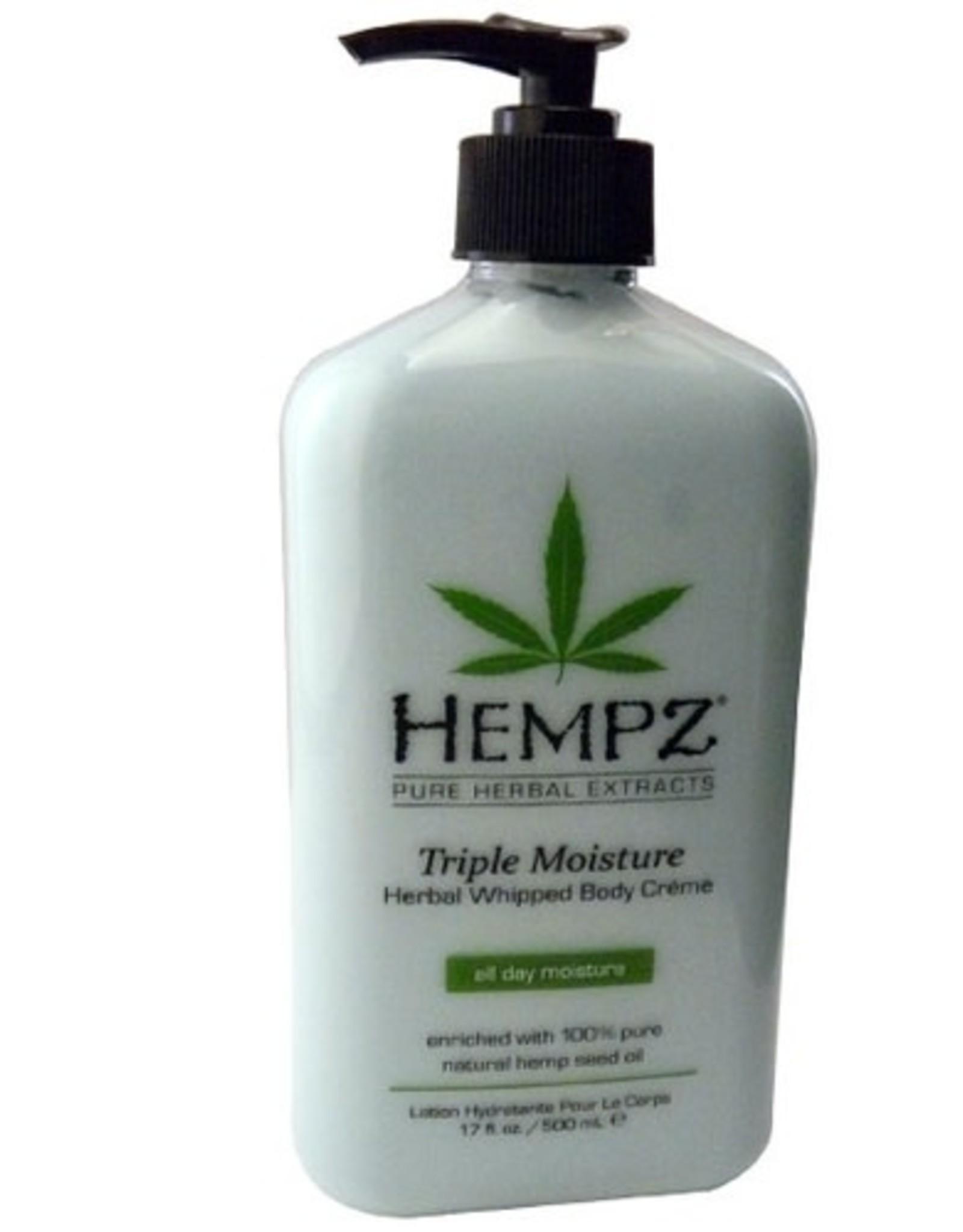 Hempz Hempz Triple Whipped Moisturizer 17oz