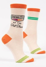 Ringmaster Shitshow Crew Socks