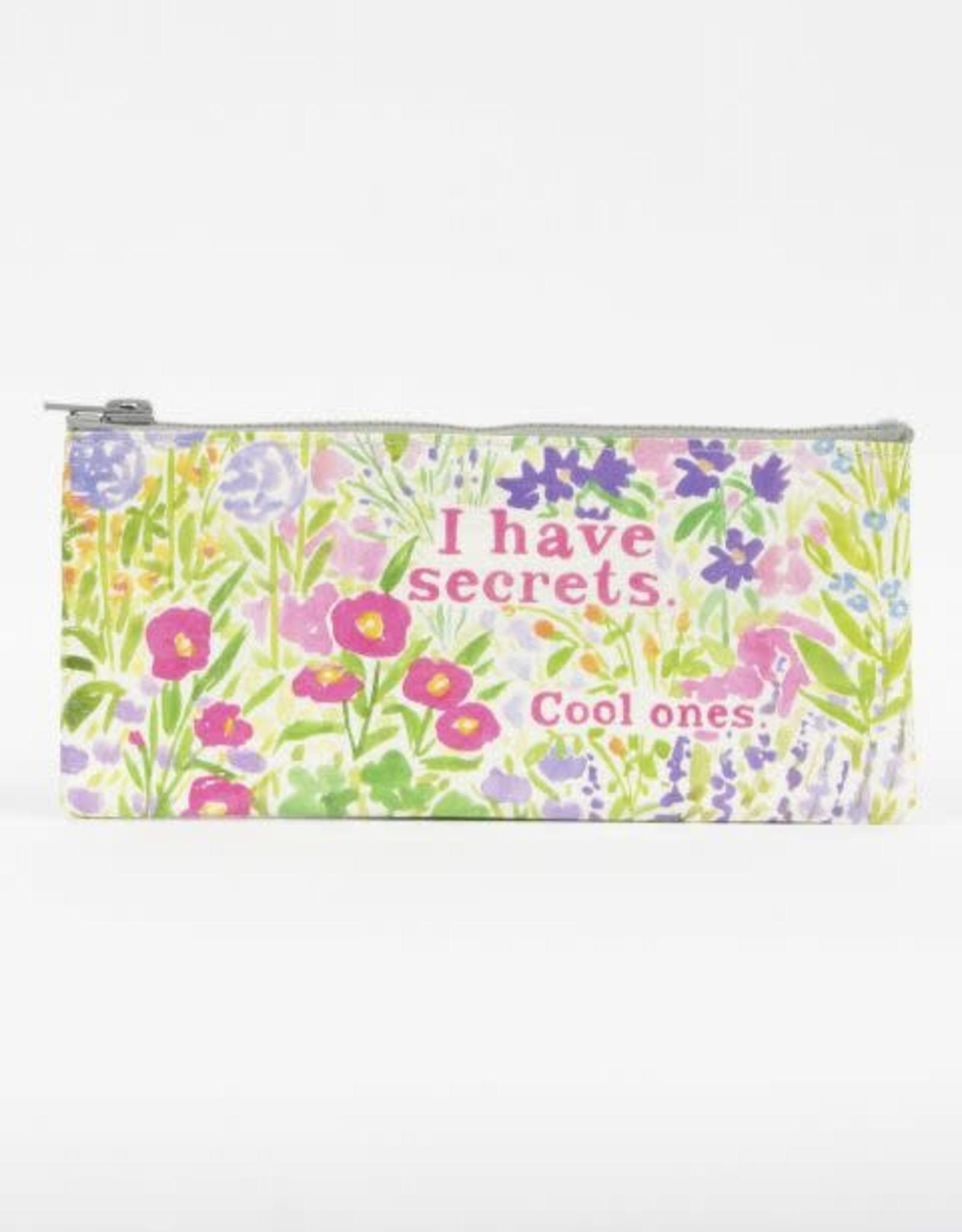 I Have Secrets Pencil Case