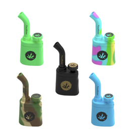 Klutch Silicone Bubbler by Piece Maker