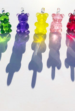 Gummy Bear Pendant by Glasea