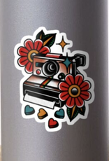 Traditional Polaroid Sticker