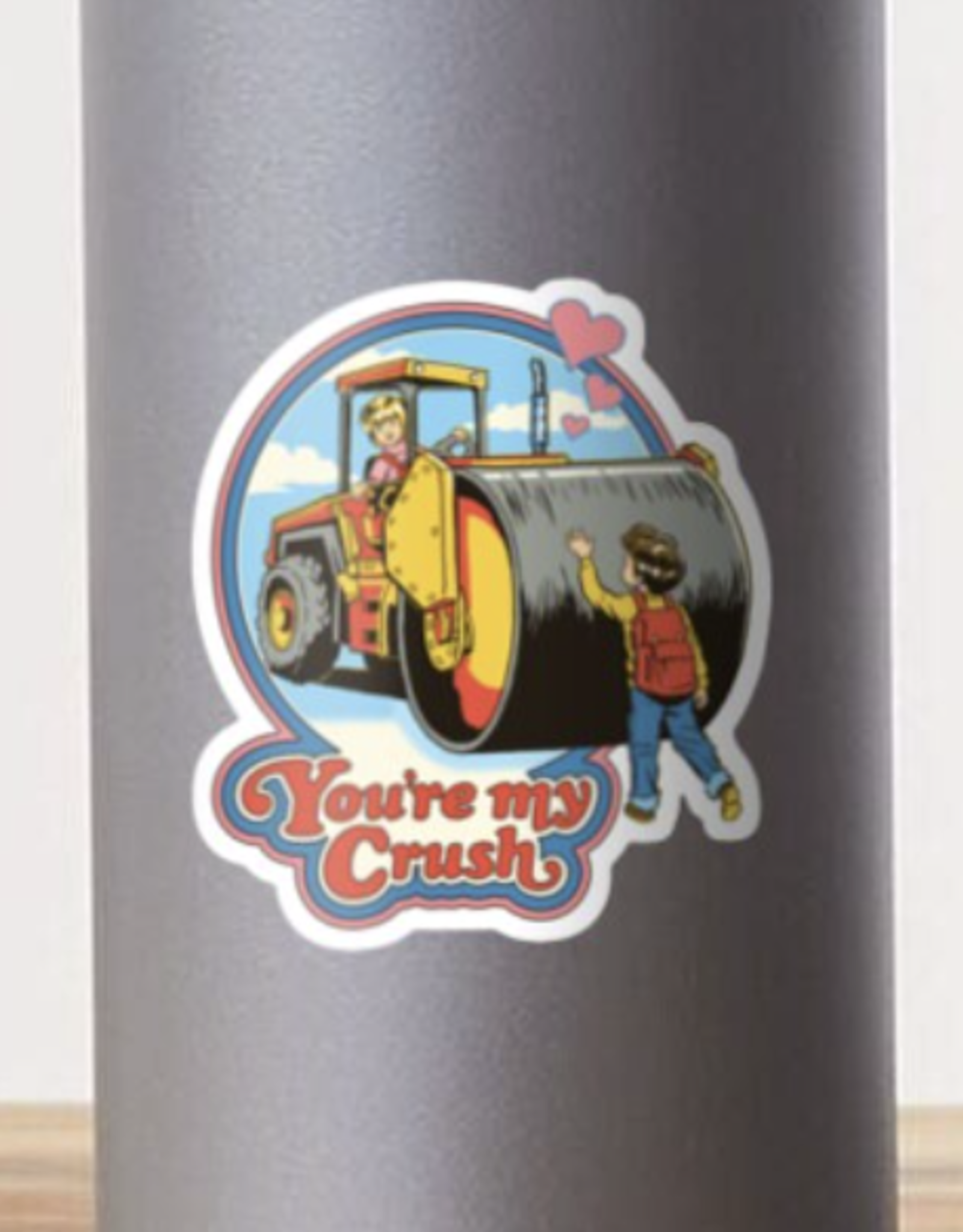 You're My Crush Sticker