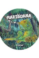 "5"" Mariguana Dab Mat by DabPadz"