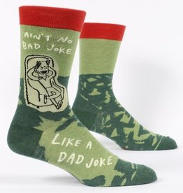 Dad Joke Men's Socks