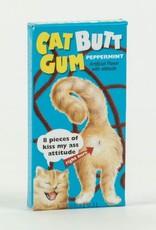 Cat Butts Gum