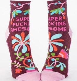 Superfucking Awesome Ankle Socks