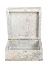 "4"" x 4"" Tree of Life Stone Box"