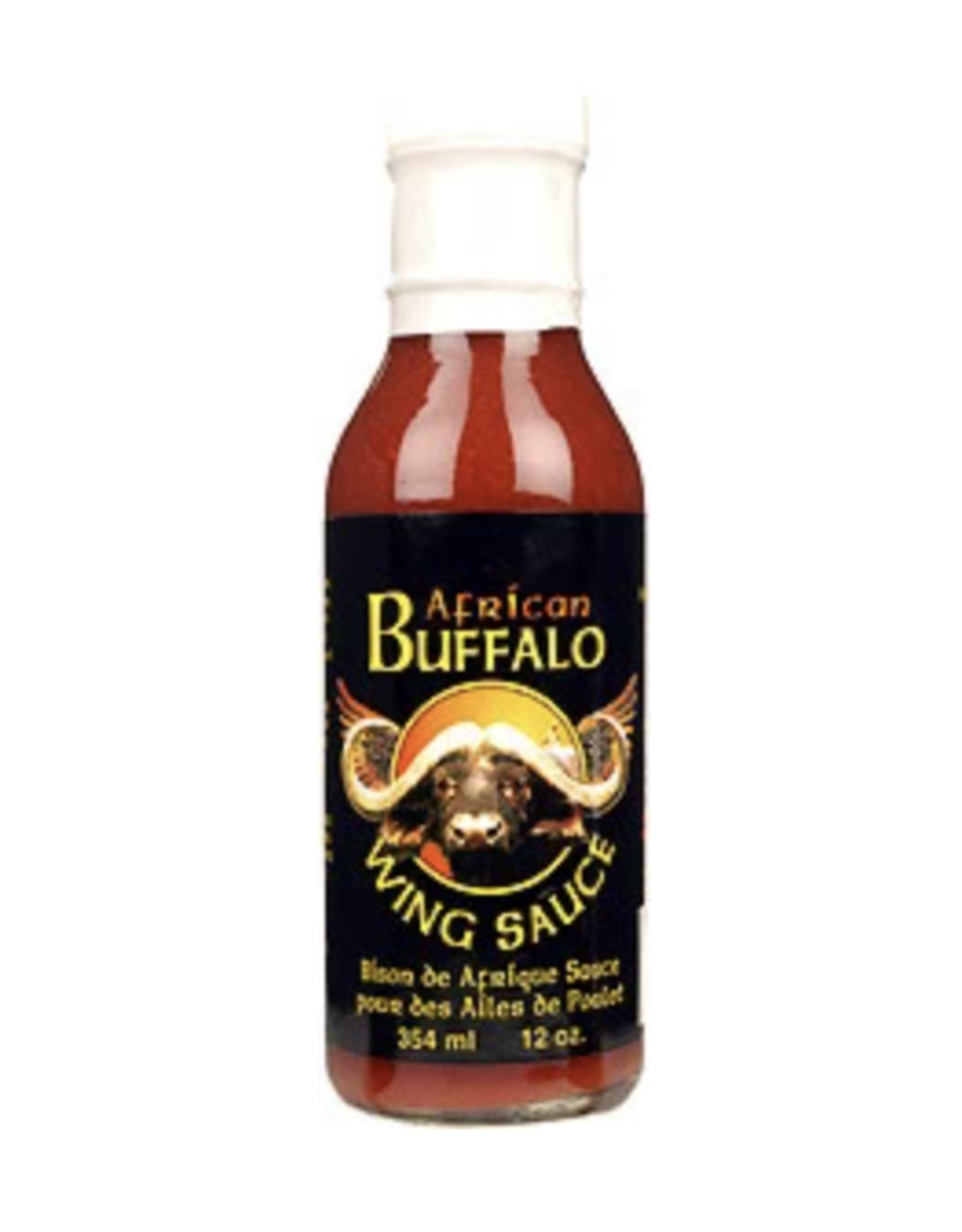 African Buffalo Wing Sauce 354ml