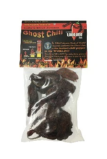 Ghost Chili Smoked Pepper Pods