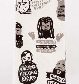 Awesome Beard Towel