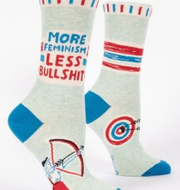 More Feminism Crew Socks