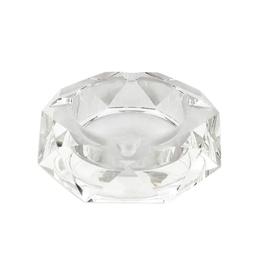 Star Anise Glass Crystal Ashtray