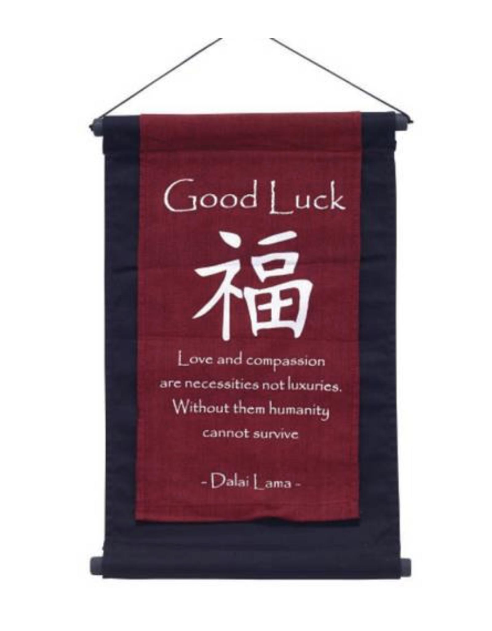 """Good Luck Banner - 10.5"""" x 16"""""""