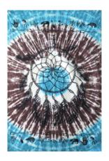 "Dreamcatcher Tapestry by ThreadHeads - 55"" x 85"""