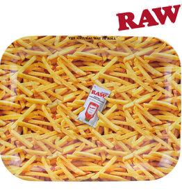 RAW RAW French Fries Rolling Tray