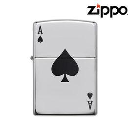 Zippo Simple Spade Zippo
