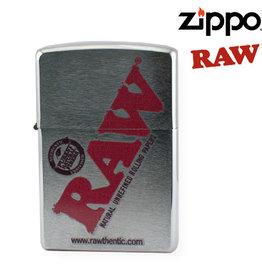 Zippo Raw Silver Zippo